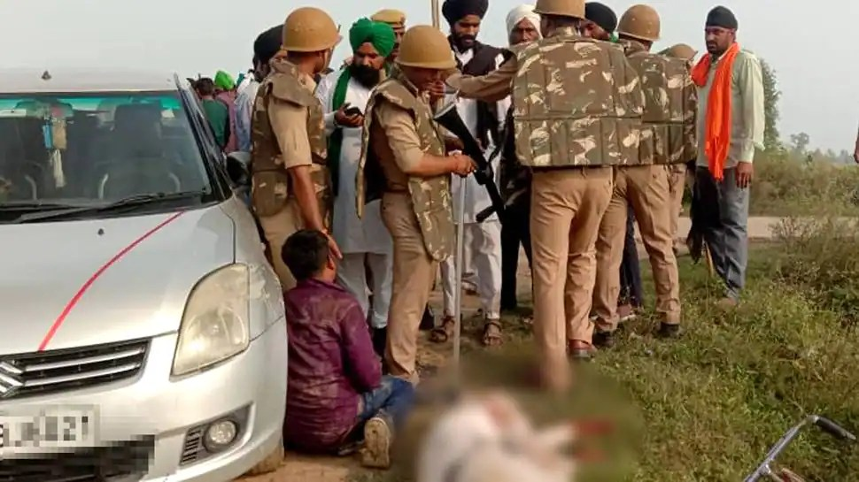 Lakhimpur Kheri violence: No mention of farmers' killing in second FIR
