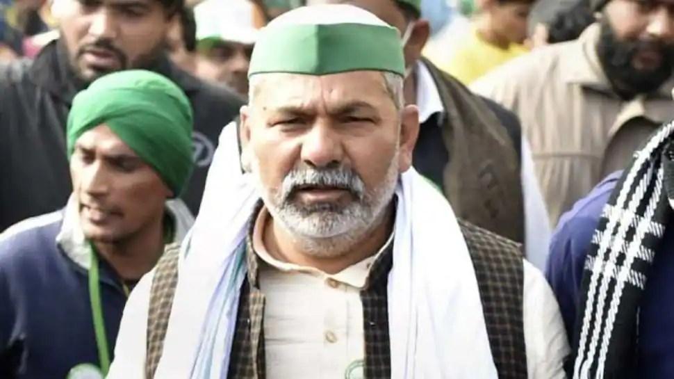 Reaction to action: Rakesh Tikait on death of BJP workers in Lakhimpur Kheri violence