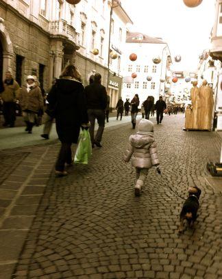 Passeggiata a Bolzano