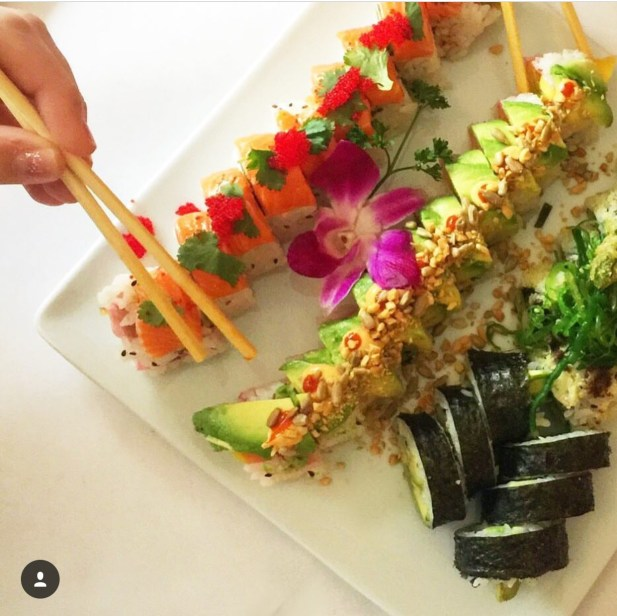 Sushi mon is a BYOB in lincoln park