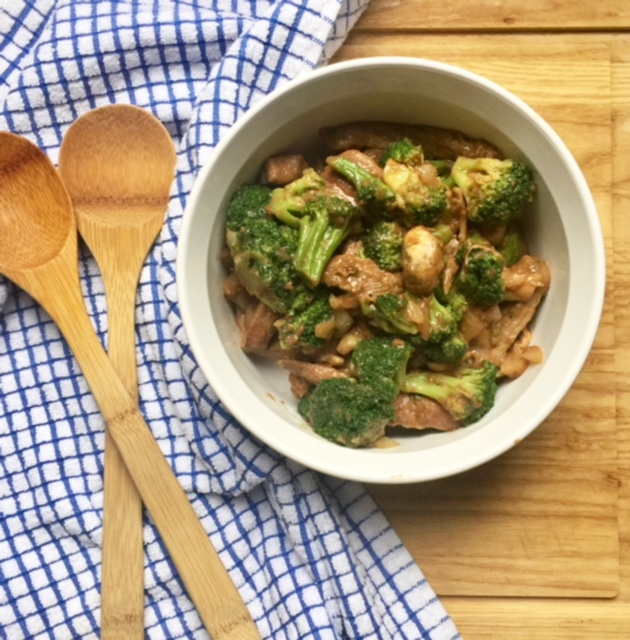 beef and broccoli easy recipe