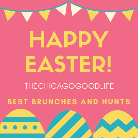 Happy Easter Greeting Instagram Post