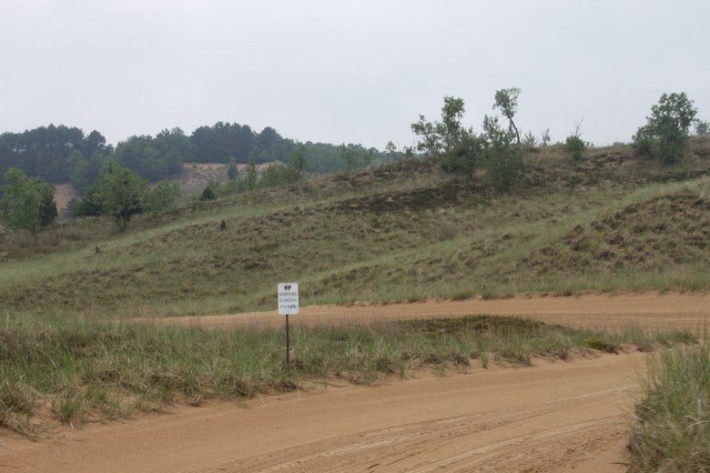 Saugatuck Dunes Rides are so much fun. Perfect of large parties. Beautiful views.