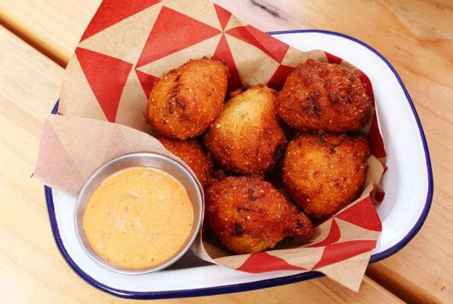 hushpuppies from Parson's