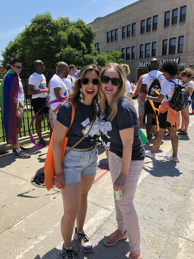 WGN Radio Chicago Pride Parade