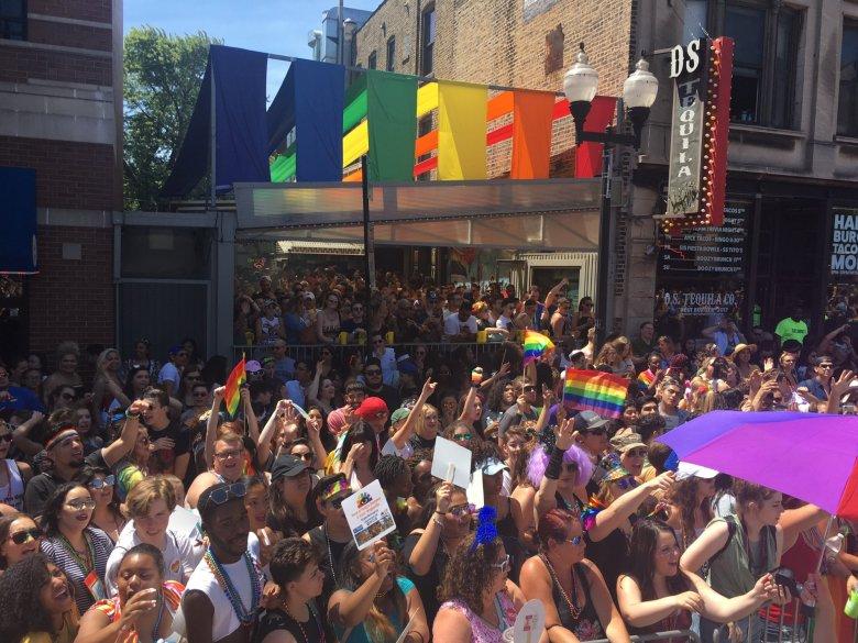 Chicago Pride Parade 2018