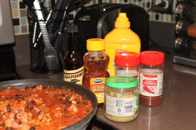 turkey black bean turkey sloppy joe recipe