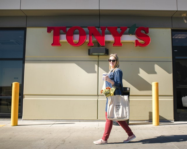 Grocery Shopping at Tony's Fresh Market in Chicago