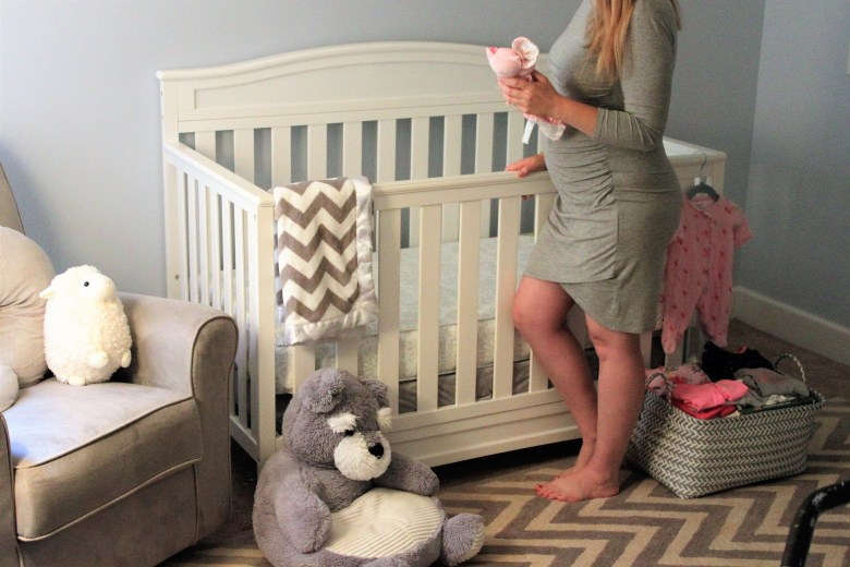 Our nursery furniture and essentials for baby.