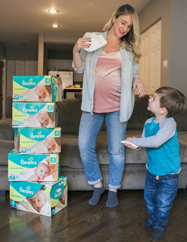 diapers are necessary for baby number 2