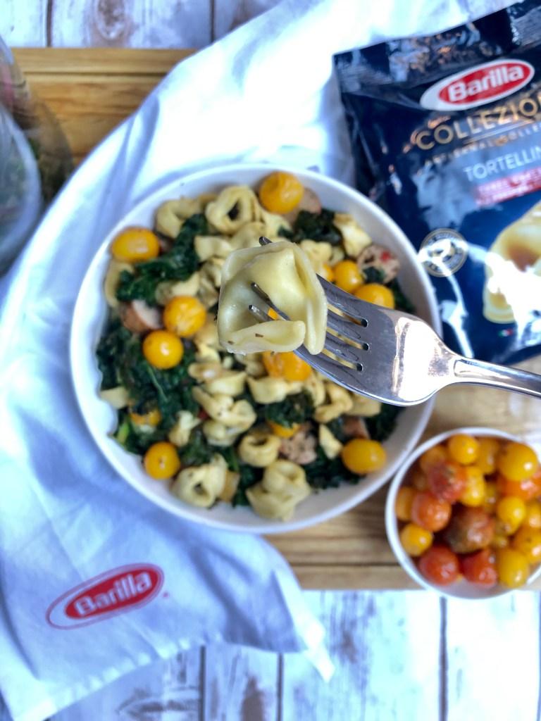 Barilla® Collezione 3 Cheese Tortellini