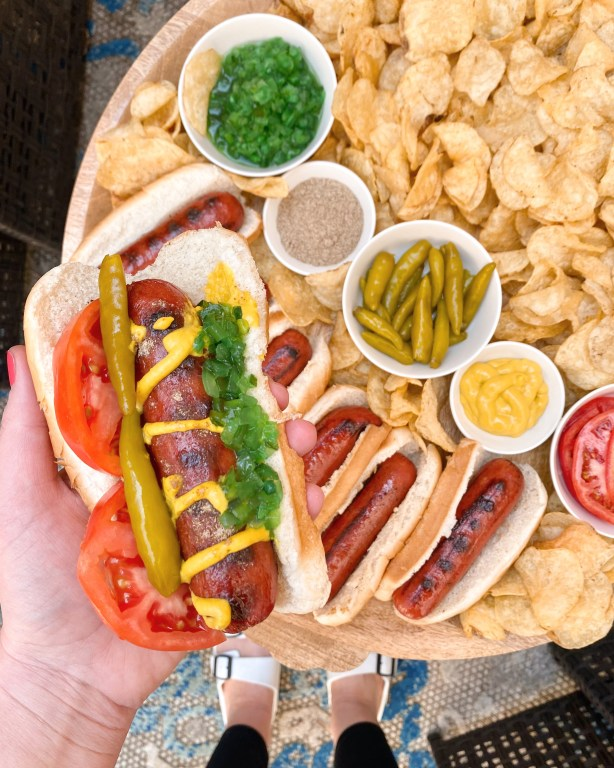 A Chicago Board has everything local like Vienna Beef and is a great way to kick off summertime chicago, Memorial Day or any bbq all season long!