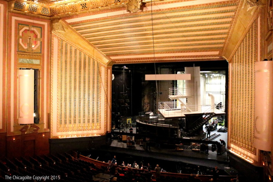 Lyric Opera Backstage Tour