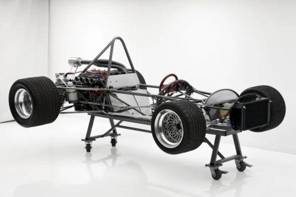 Lotus 51A Frame