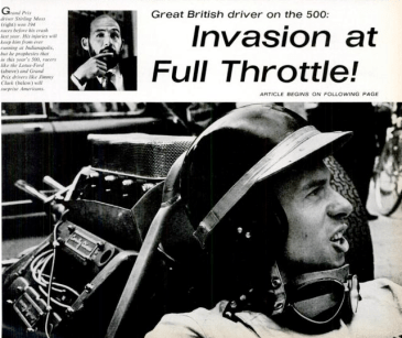 Invasion at Full Throttle!
