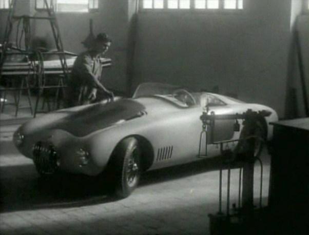 OSCA Factory - 1953