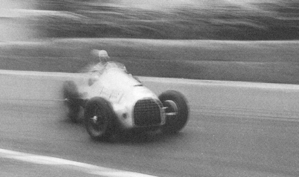 Raymond Sommer at the 1950 Pau GP