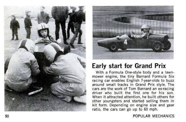 Barnard Formula Six - 1967