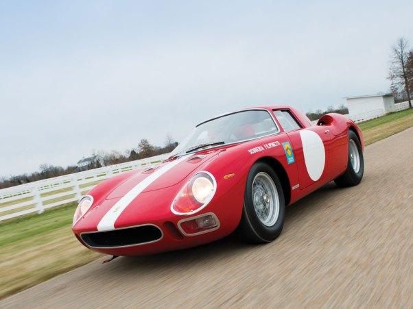 1964 Ferrari 250 LM no. 5899