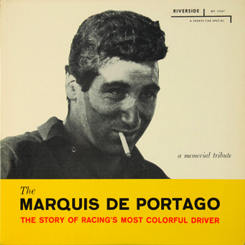 The Marquis de Portago LP