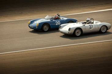 Finally, worthy competition for a Porsche 550.