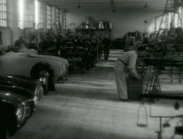 OSCA Workshop - 1953