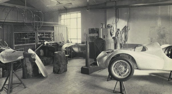 The Stanguellini Workshop