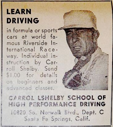 Shelby School Ad