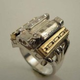 Corvette Engine Ring
