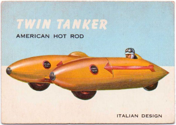 Twin Tanker Trading Card