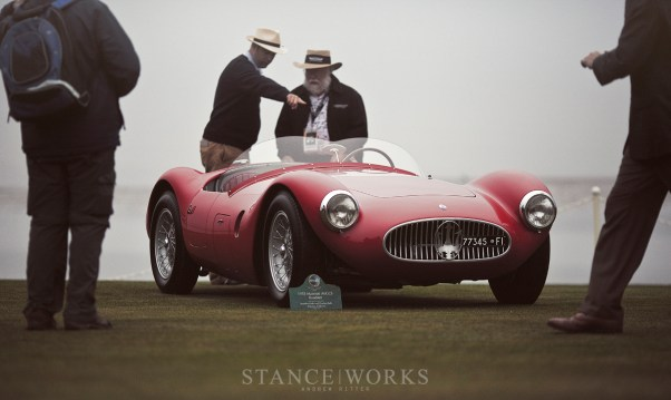 Stance Works: Pebble Beach Maserati