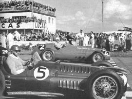 1952 Woodcote Trophy. Goodwood.