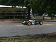 Lotus 18 at the Pittsburgh Vintage Grand Prix. Photo by Robert Ristuccia.