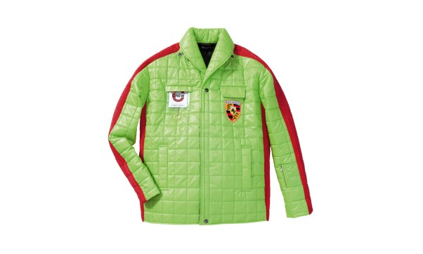 Reproduction Porsche Factory Team Jacket