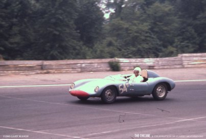Gary Mason's 1960 SCCA Nationals - Devin Special