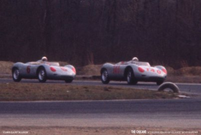 Gary Mason's 1960 SCCA Nationals - Penske and Holbert's Porsches