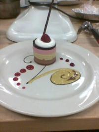 Dessert Plating | The Chic Cake