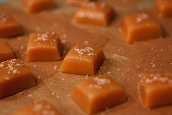 Pink Salted Chewy Caramel Candy Recipe The Chic Life