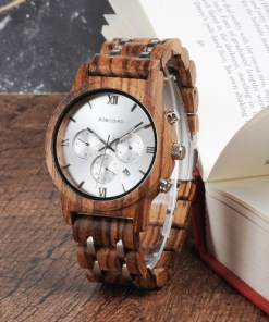Business Style Wooden Watches