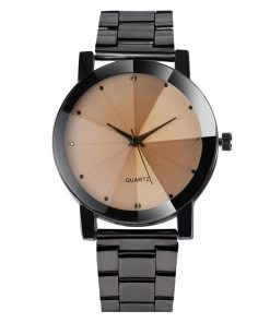 Stainless Steel Wristwatches for Men