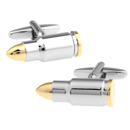 Bullet Cufflinks for Men