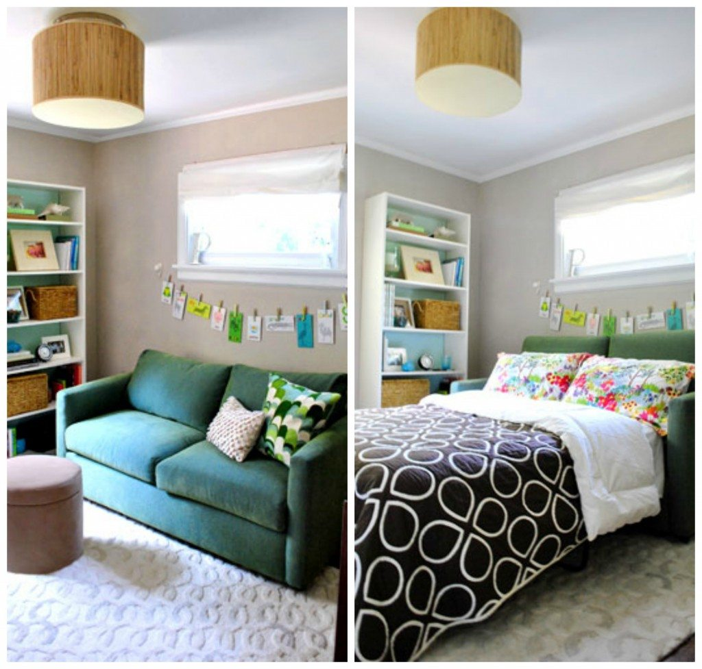 title | Small Guest Bedroom Office Ideas