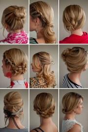 easy ways braid hair