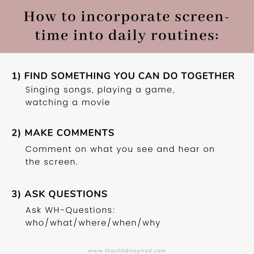 Here are some fun ideas for how to incorporate into your daily routines 1