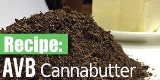 ABV Cannabutter Recipe