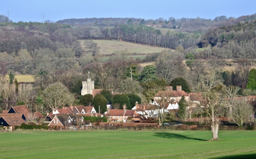 the village of Little Missenden