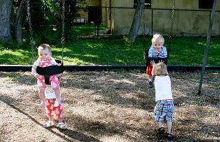 Friday Fun at the Park