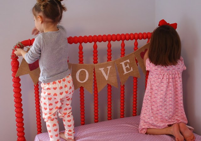 Valentine's Day Decor and DIY Projects