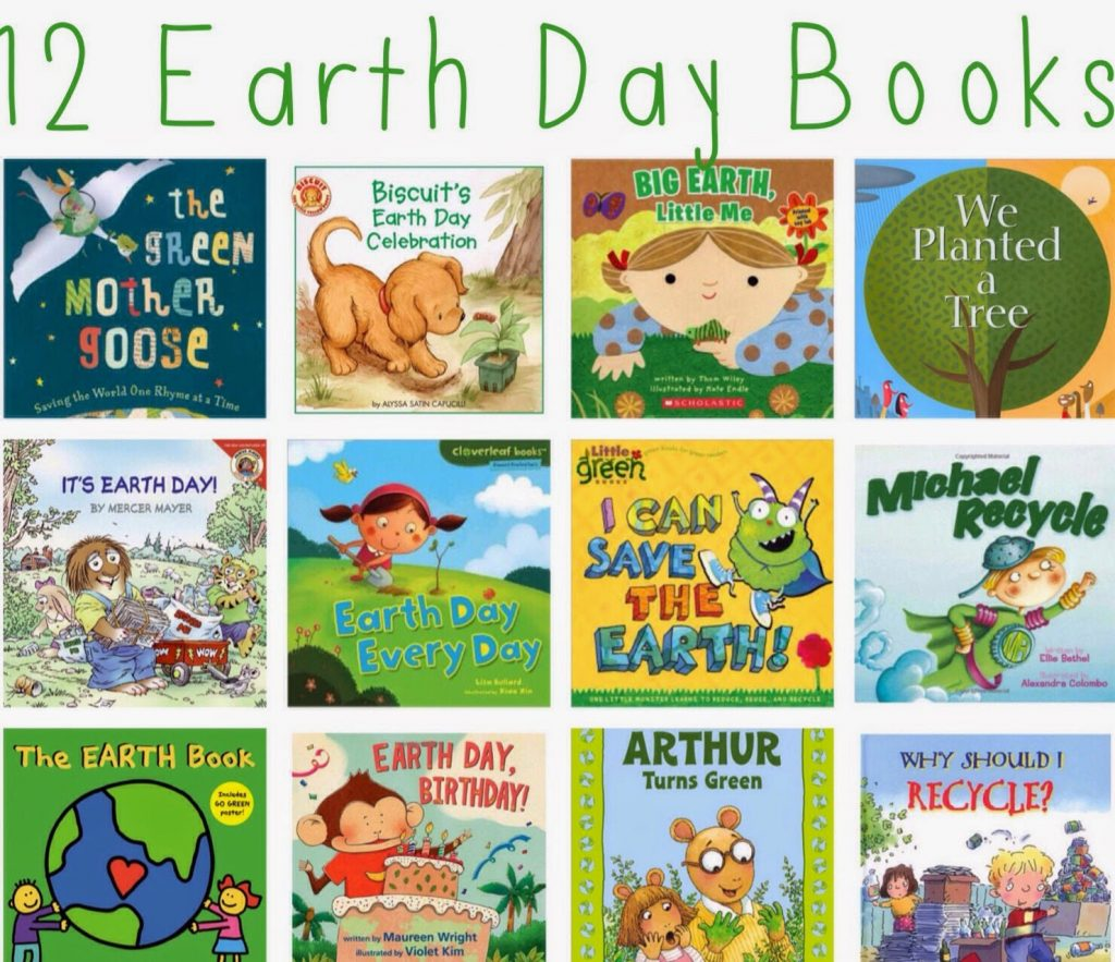 Our Favorite Books For Spring