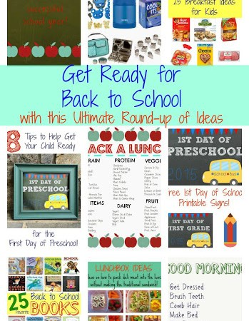 20+ Back to School Tips & Ideas for a Great School Year